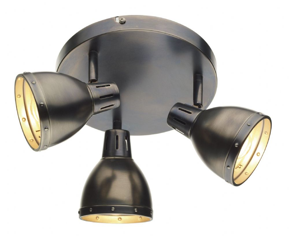 how to change a spotlight fitting